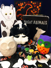 Activities for children Inspired by the book Night Animals