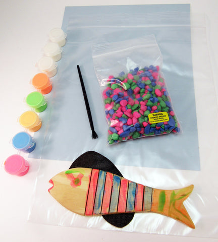 My Pet Fish: Art Activity inspired by A Fish Out of Water by Helen Palmer