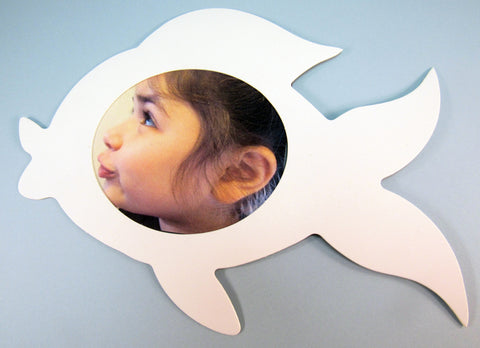 Fish Face (Fish Photo Frame): Art Activity inspired by A Fish Out of Water by Helen Palmer