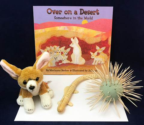 Ivy Kids Kit - Over on a Desert