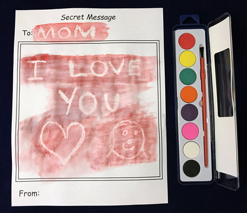 Ivy Kids Kit - The Secret Birthday Message