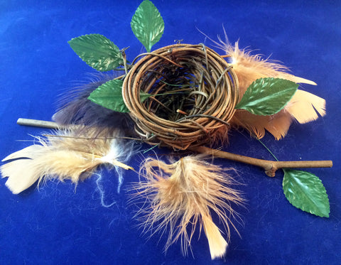 Science Activity - Make Your Own Owl's Nest Inspired by Owl Babies