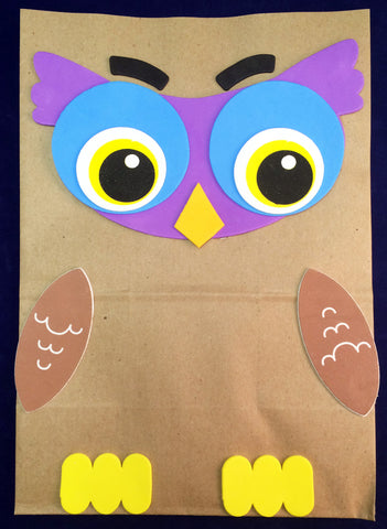 Ivy Kids kit - Owl Babies