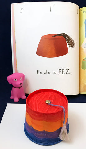 Ivy Kids Kit - What Pete Ate from A-Z