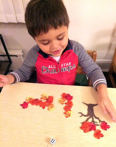Ivy Kids kit - Leaves