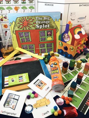 Ivy Kids Kit - The Big Orange Splot