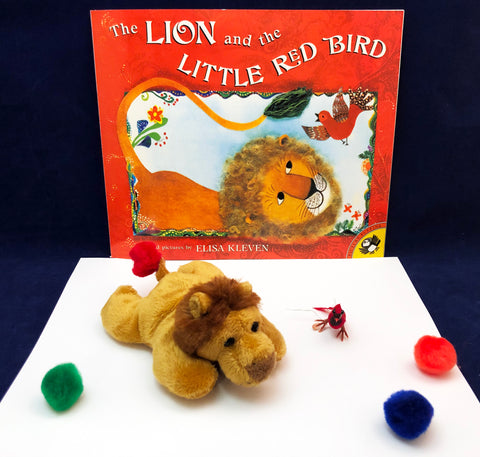 Activities inspired by the Lion and the Little Red Bird
