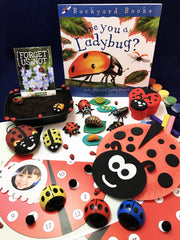 Ivy Kids Kit - Are you a Ladybug?