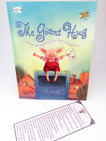 The Giant Hug book- Ivy Kids
