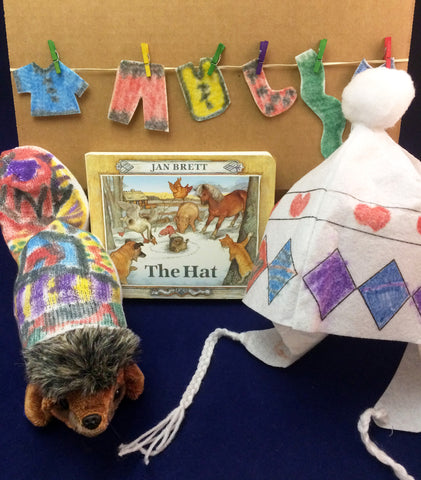 Ivy Kids kit - The Hat