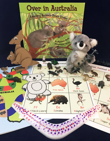 Ivy Kids kit - Over in Australia