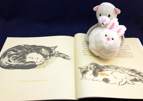 Story Retelling Language Arts Activity for Marshmallow Bunny by Clare Turlay Newberry