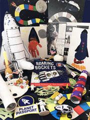 Ivy Kids kit - Roaring Rockets