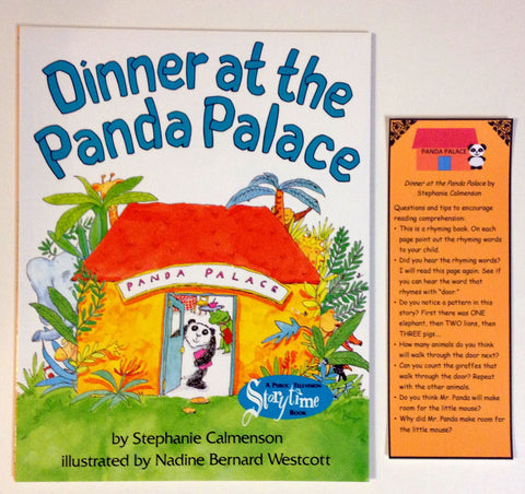 Ivy Kids Kit - Dinner at the Panda Palace