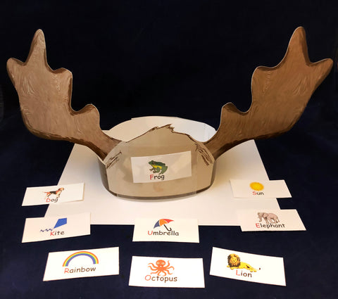 Ivy Kids Kit - Looking For a Moose