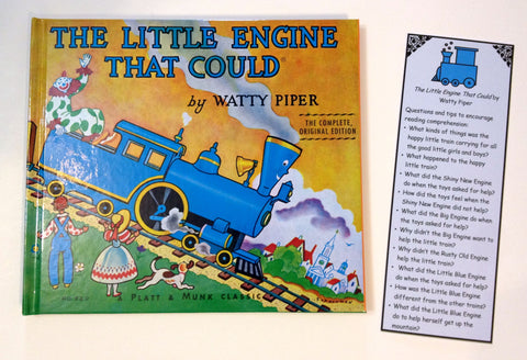 Ivy Kids Kit - Little Engine That Could