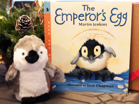 Ivy Kids Kit - The Emperor's Egg