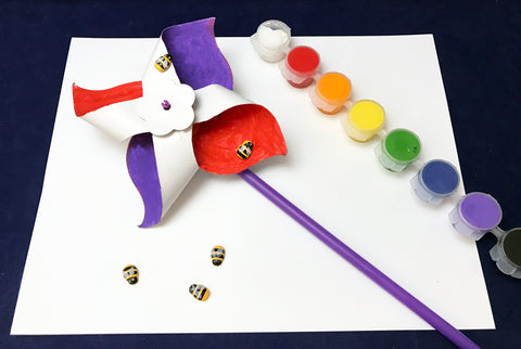 Make your own pinwheel