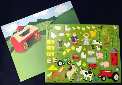 Ivy Kids Kit - Over on the Farm