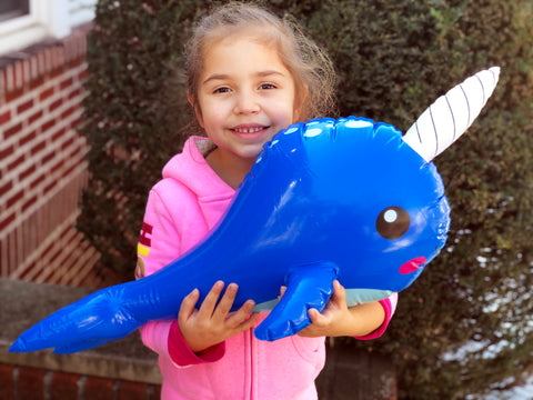Ivy Kids Kit - The Lost Narwhal