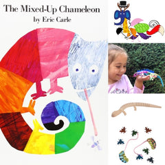 Ivy Kids Kit - Mixed-Up Chameleon