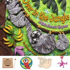 Ivy Kids Kit - Over in a Jungle