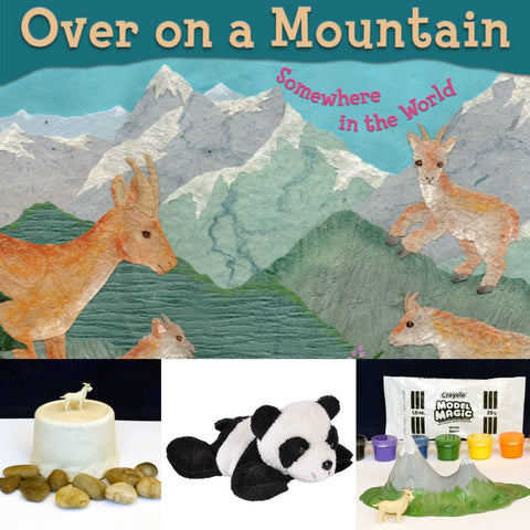 Mountain themed children's activities