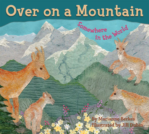 Over on a Mountain children's book