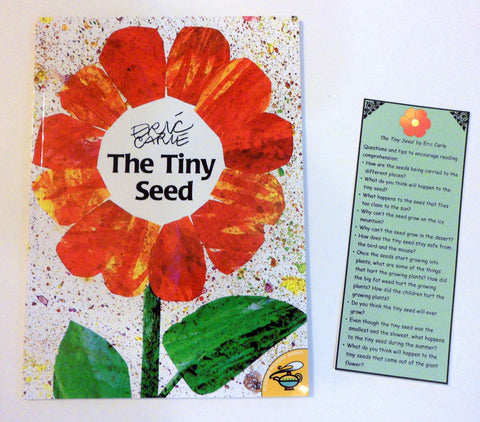 The Tiny Seed by Eric Carle Activity Kit