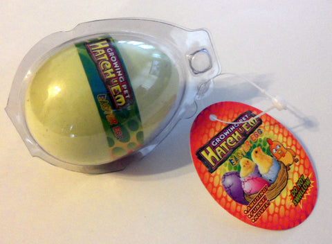 The Magic Hat - growing egg. What's inside?