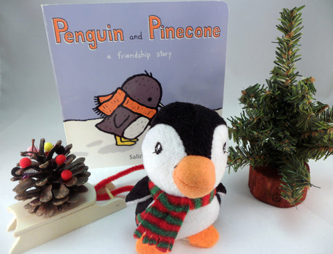 Ivy Kids Kit - Penguin and Pinecone