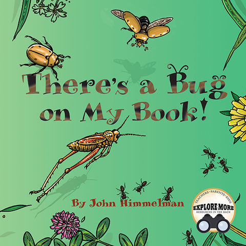 Ivy Kids Kit - There's a Bug on My Book
