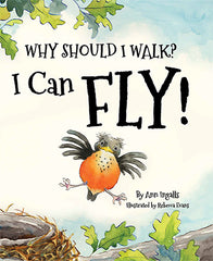 Ivy Kids Kit - Why Should I Walk? I Can Fly!