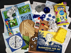 Ivy Kids Kit - Blueberries for Sal