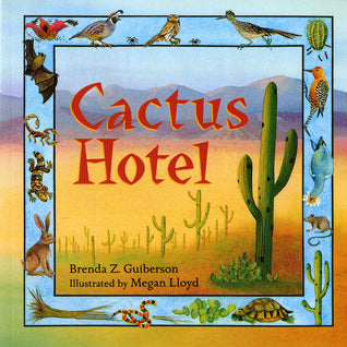cactus hotel children's book