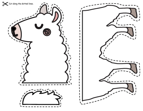 Ivy Kids Kit - Is Your Mama a Llama?