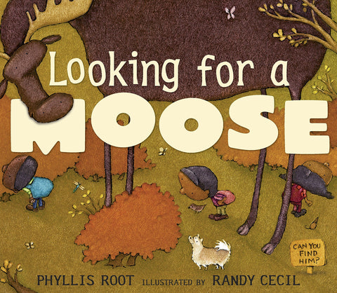 Looking for a Moose book