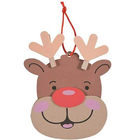 Ivy Kids Holiday Mini-Kit Rudolph the Red-Nosed Reindeer