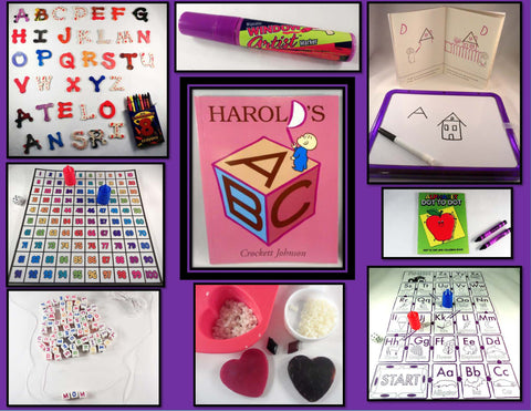 Ivy Kids Kit - Harold's ABC