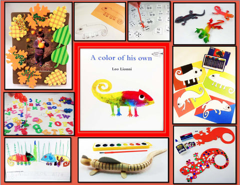 Ivy Kids Kit - A Color of His Own