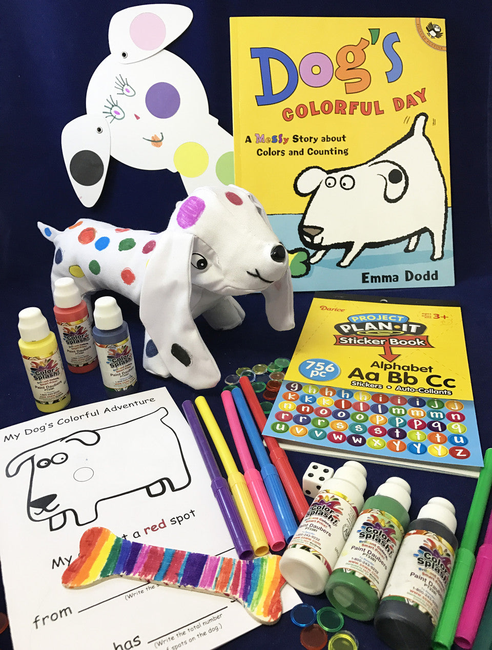 Ivy Kids | Monthly Children's Subscription Kit