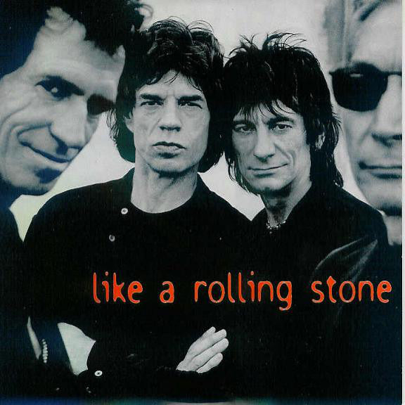 THE ROLLING STONES - LIKE A ROLLING STONE - CD ALBUM - 1995