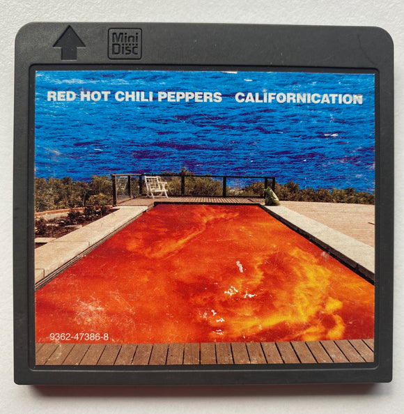 RED HOT CHILI PEPPERS- CALIFORNICATION MD - MINIDISC ALBUM - 1999