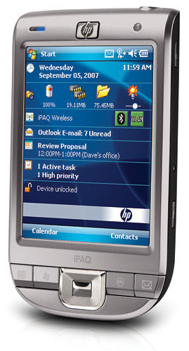 HP iPAQ 114 Classic Handheld Pocket PC PDA  (NEW)