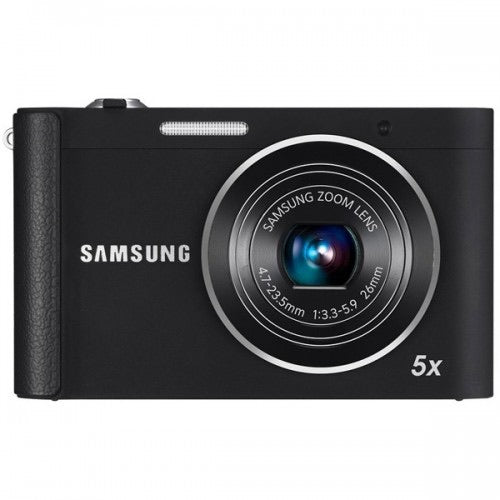 SAMSUNG ST88 Digital Camera. 16MP, 5x Optical Zoom, 3 inch LCD - Black (Used-Like New-Boxed)