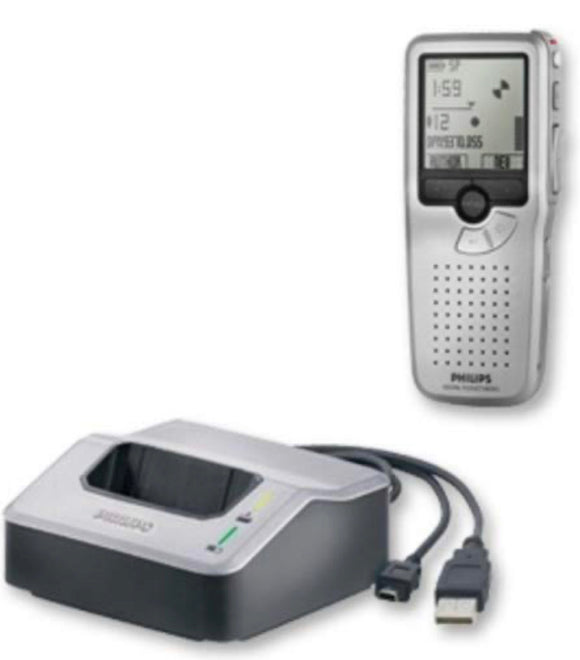 PHILIPS LFH 9370 Digital Pocket Memo Voice Recorder (Used-Like New)