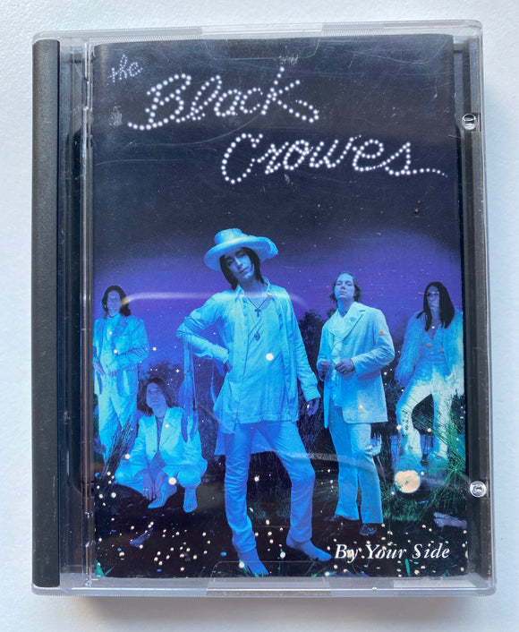 THE BLACK CROWES - BY YOUR SIDE MD - MINIDISC ALBUM - 1998