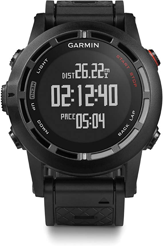 GARMIN Fenix 2 Performer Multisport Training GPS Watch - Black (Used-VGC)