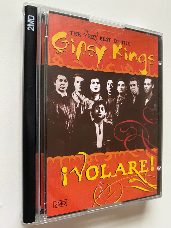 THE VERY BEST OF GIPSY KINGS - 2x MD SET MINIDISC ALBUM -1999