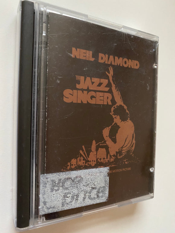 Neil Diamond ‎– The Jazz Singer (Original Songs From The Motion Picture) - MINIDISC MD ALBUM - 1984